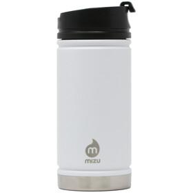 MIZU V5 Thermos 450ml con coperchio per il caffè, bianco